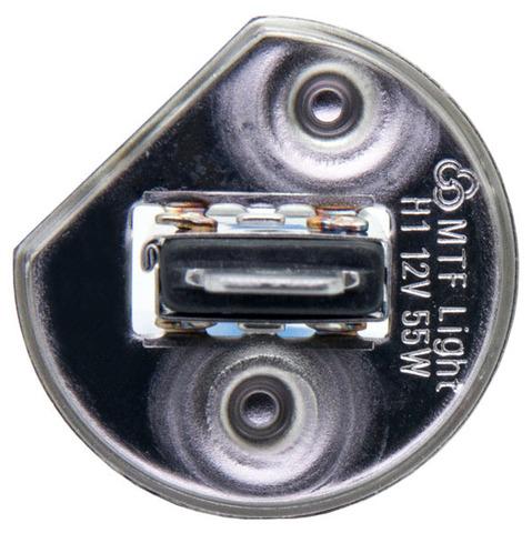 Галогенные лампы MTF Light VANADIUM H1 55W