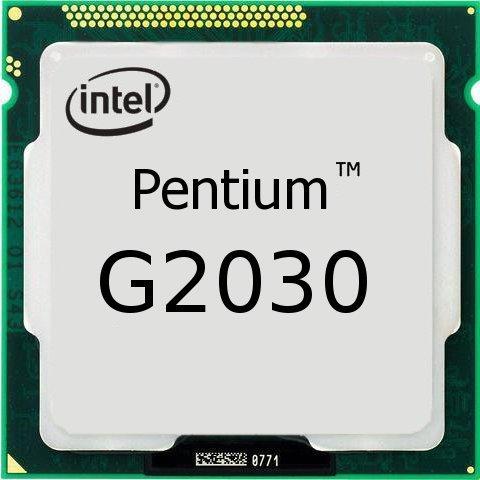 роцессор Intel S-1155 Pentium G2030 (3,0GHz) 2C/2Th 3Mb Cache HDG oem