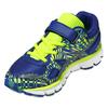 Детские беговые кроссовки для девочки Asics Gel-LightPlay 2 PS (C571N 4393) синие фото