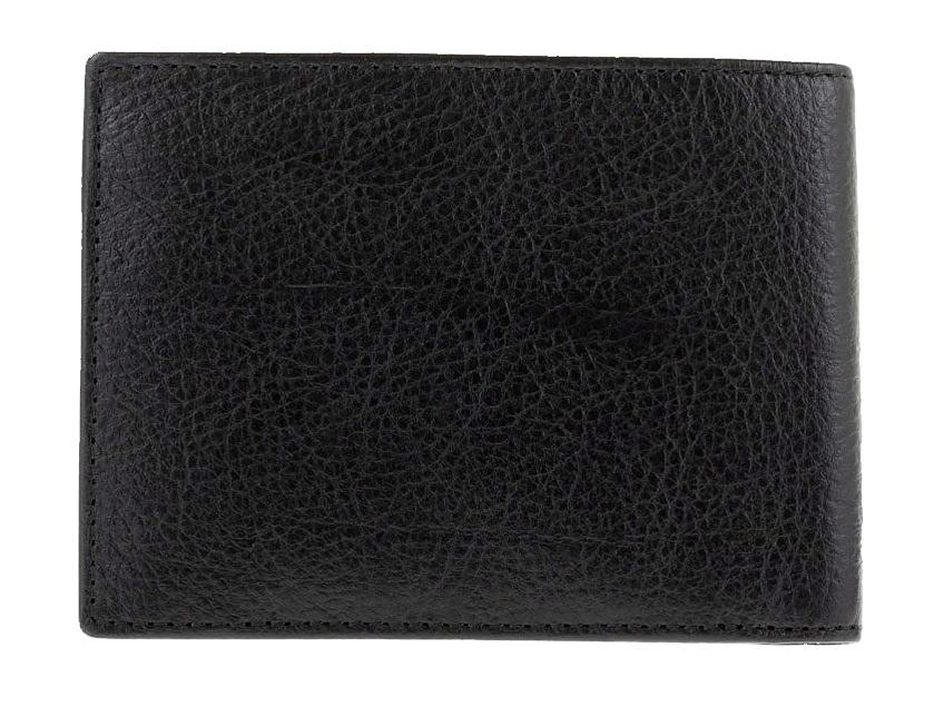 Портмоне Piquadro Vibe, цвет черный, 12,5х9х2 см (PU257VI/N)