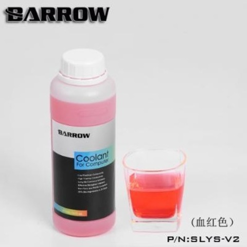 Жидкость Barrow  Water Cooling Liquid (Red)