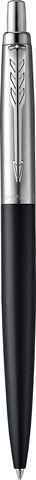 Шариковая ручка Parker Jotter XL, Black CT, стержень: M123