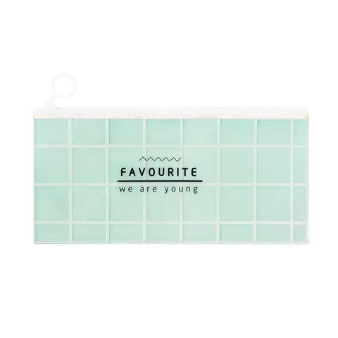 Пенал-косметичка Favorite Mint