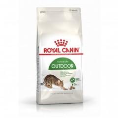 Royal Canin Outdoor для взрослых кошек и котов от 1 года до 7 лет, часто бывающих на улице