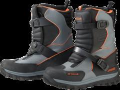 Mech Boots / Черно-серый