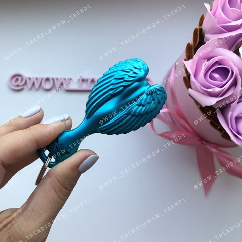 Расческа Tangle Angel Baby Brush Totally! Turquoise