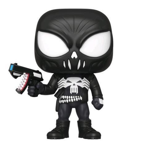 Фигурка Funko POP! Bobble: Marvel: Marvel Venom S3: Punisher 46453
