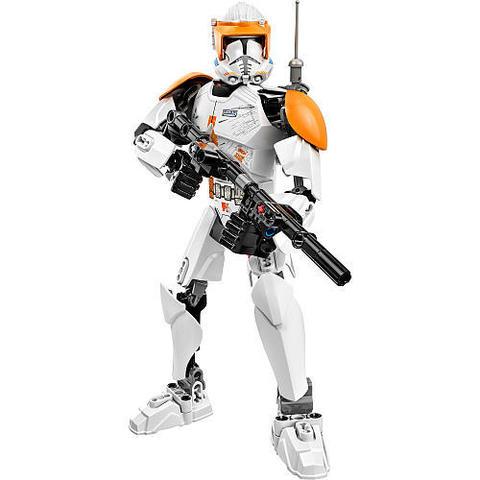 LEGO Star Wars: Клон-коммандер Коди 75108