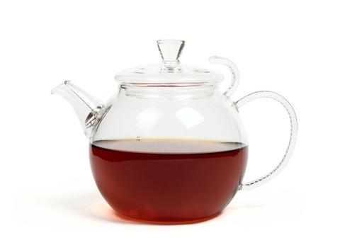 Чайник из жаропрочного стекла 600мл