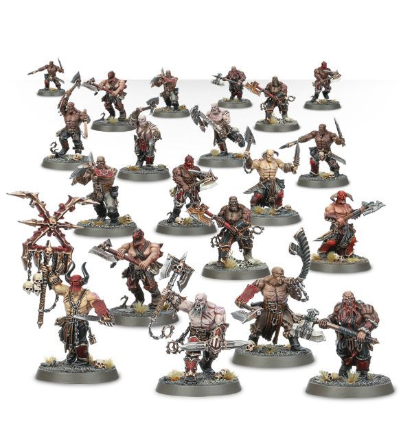 Warhammer Age of Sigmar Expansion: Khorne Bloodbound