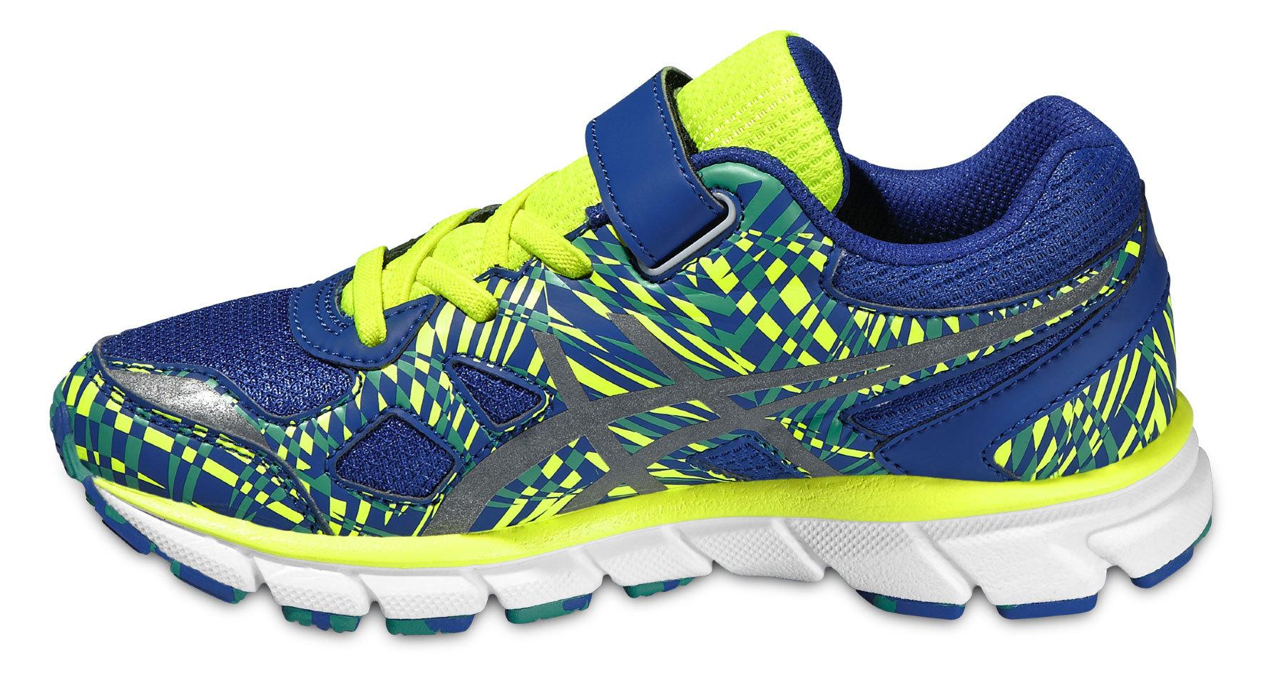 Детская спортивная обувь Asics Gel-LightPlay 2 PS (C571N 4393) синие фото