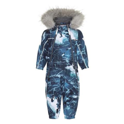 Комбинезон Molo Pyxis Fur Frozen Ocean