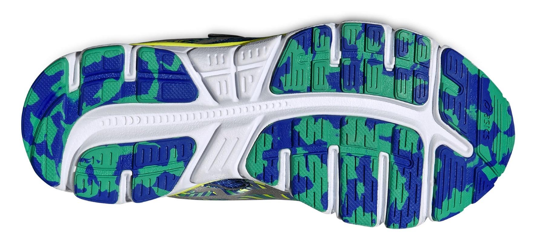 Детские кроссовки для бега Asics Gel-LightPlay 2 PS (C571N 4393) синие  фото