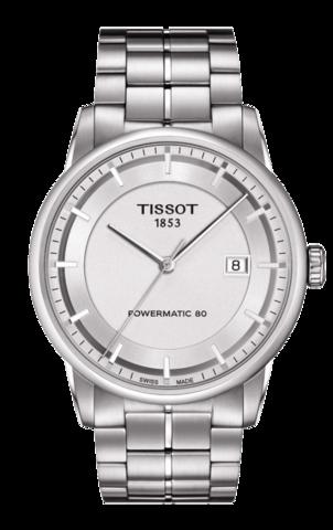 Купить Наручные часы Tissot Luxury Powermatic T086.407.11.031.00 по доступной цене