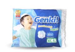 Пробник подгузников-трусиков GENKI (12-17кг) XL, шт