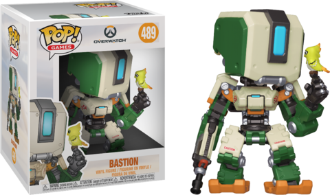 Фигурка Funko Pop! Games: Overwatch - Bastion 6