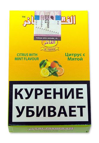 Табак Al Fakher Citrus With Mint(цитрусы с мятой) 50 г