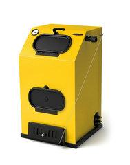 Прагматик Электро, 25 кВт, АРТ, ТЭН 6 кВт, желтый