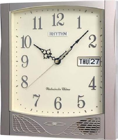 Настенные часы Rhythm CFH104NR18