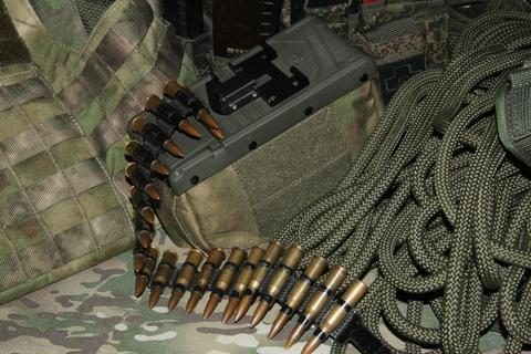 Мягкий короб на 100 патронов к ПК