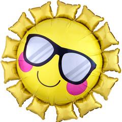 А Фигура, Солнце в очках, 27