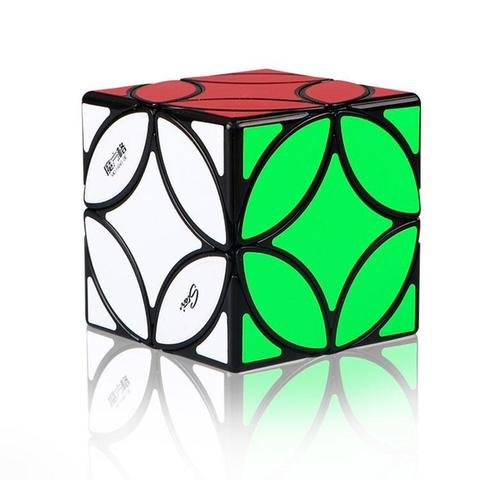 Qiyi ancient coin cube черный