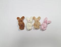 Игрушки для кукол - Заяц, 5 см.