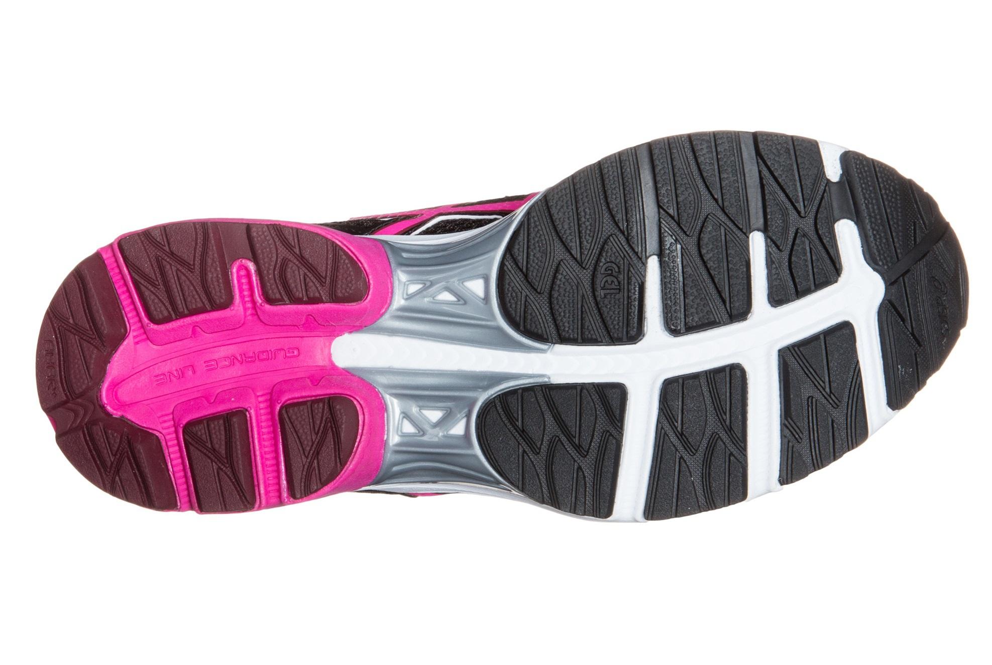 Женские непромокаемые беговые кроссовки Asics Gel-Pulse 7 G-TX (T5F7N 9035) черные
