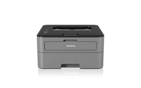Принтер Brother HL-L2300DR - формат A4, 8 Мб, 26 стр/мин, GDI, дуплекс, USB, старт.картридж 700 стр, 3 года гарантии (HLL2300DR1)