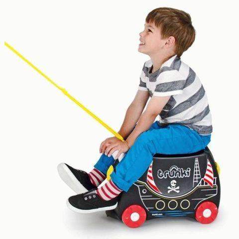 Чемоданчик на колесах Trunki Пират Педро