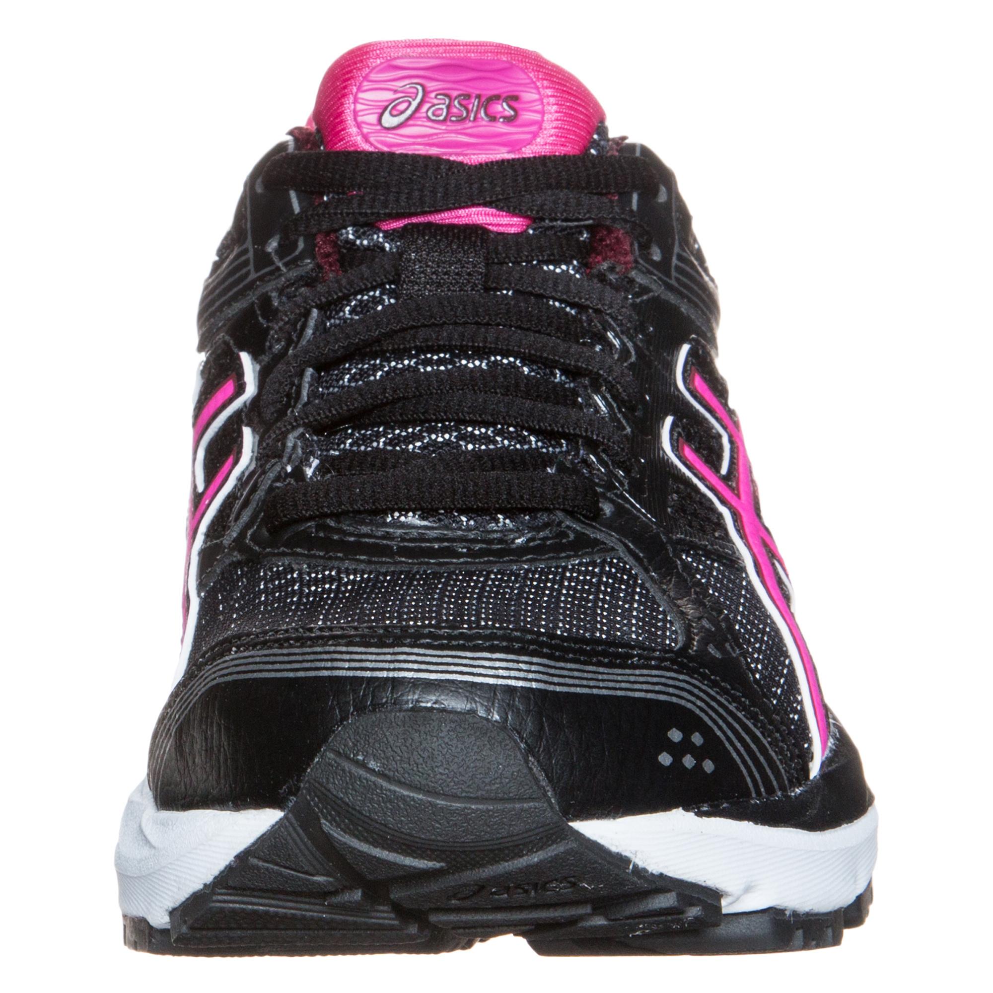 Женские непромокаемые беговые кроссовки Asics Gel-Pulse 7 G-TX (T5F7N 9035) черные фото