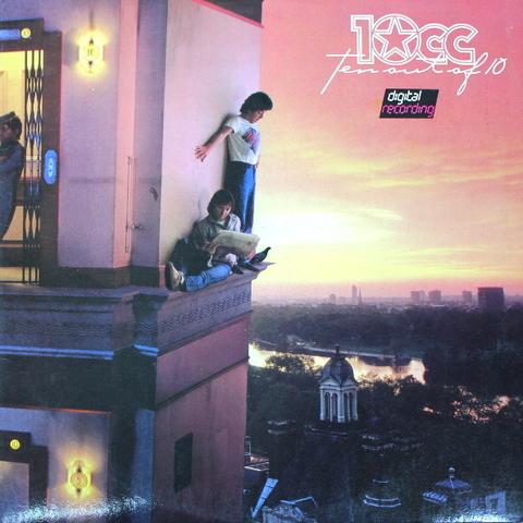 10cc / Ten Out Of 10 (LP)