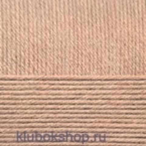 Пряжа Элегантная (Пехорка) 270 Мокрый песок - купить в интернет-магазине недорого klubokshop.ru