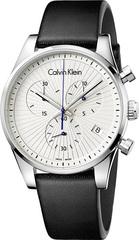 Мужские швейцарские часы Calvin Klein K8S271C6