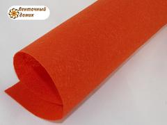 Фетр жесткий толщина 1 мм томат