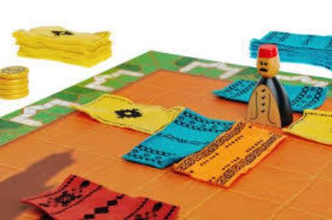 Настольная игра Марракеш (Marrakech). Доставка бесплатно!