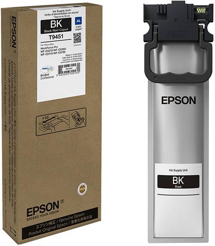 Epson C13T945140  - контейнер повышенной емкости с черными чернилами (5000 страниц)