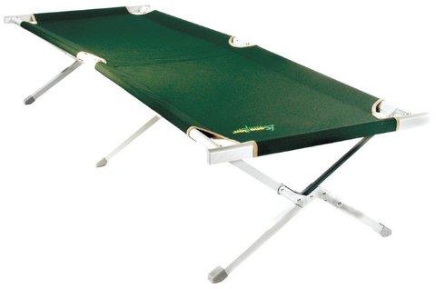 Раскладушка туристическая - походная кровать Canadian Camper CC-FB01AL