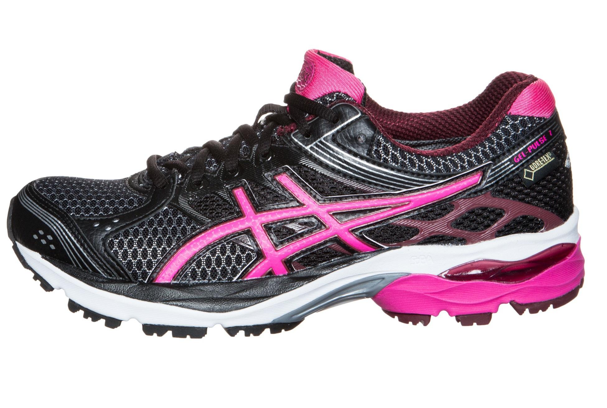 Женская непромокаемая беговая обувь Asics Gel-Pulse 7 G-TX (T5F7N 9035) фото