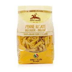 Макаронные изделия, Alce Nero, ПЕННЕ РИГАТЕ  из твердых сортов пшеницы, 500 г