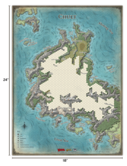 D&D: Tomb of Annihilation Map Set
