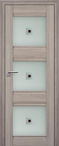 > Экошпон Profil Doors №4Х-Классика, стекло узор, цвет орех пекан, остекленная