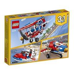 LEGO Creator Самолёт для крутых трюков 31076