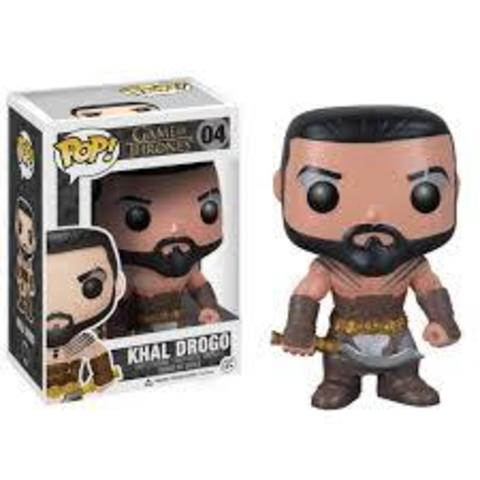 Фигурка Funko POP! Vinyl: Game of Thrones: Khal Drogo 3013