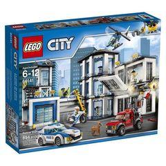 City Police Полицейский участок 60141