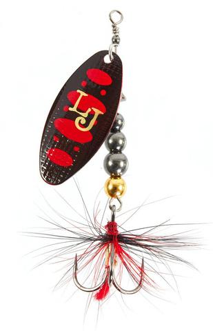 Блесна вращающаяся LUCKY JOHN Shelt Blade №0, 3 г, цвет 009, арт. LJSB00-009