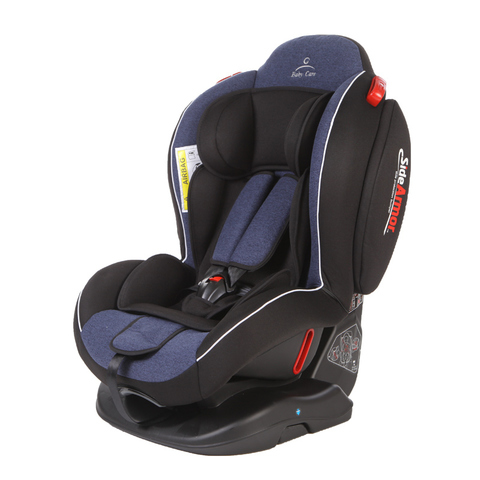 автокресло Baby Care Side Armor Evolution Синий/Чёрный (6902-101)