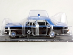 Mercedes-Benz W114 220D Qatar Police 1:43 DeAgostini World's Police Car #70