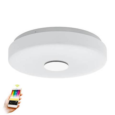 Светильник светодиодный настенно-потолочный умный свет EGLO connect Eglo BERAMO-C 96819