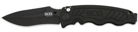 Купить Складной нож SOG Мод. ZOOM BLACK 97173 по доступной цене